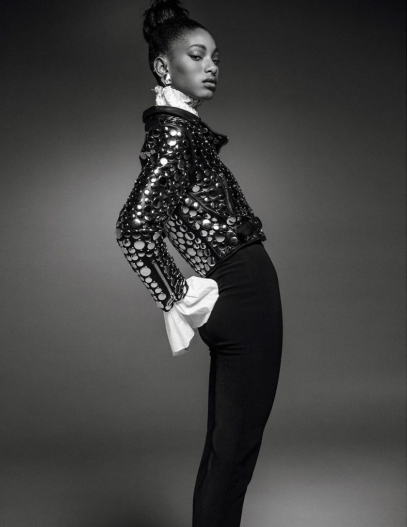 VOGUE PARIS Willow Smith by Inez & Vinoodh. Aleksandra Woroniecka, January 2017, www.imageamplified.com, Image Amplified5