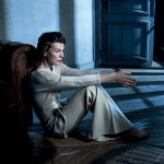 VOGUE PORTUGAL: Milla Jovovich by Frederico Martins