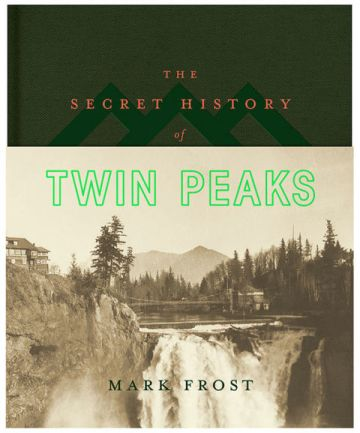 Mark Frost's The Secret History of Twin Peaks may give clues as to what expect from Season Three. Image Amplified www.imageamplified.com