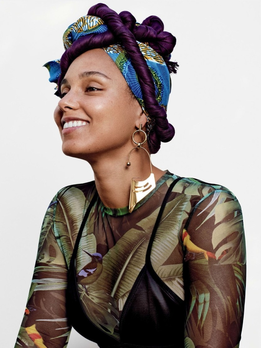 ALLURE MAGAZINE Alicia Keys by Paola Kudacki. Patrick Mackie, February 2017, www.imageamplified.com, Image Amplified2