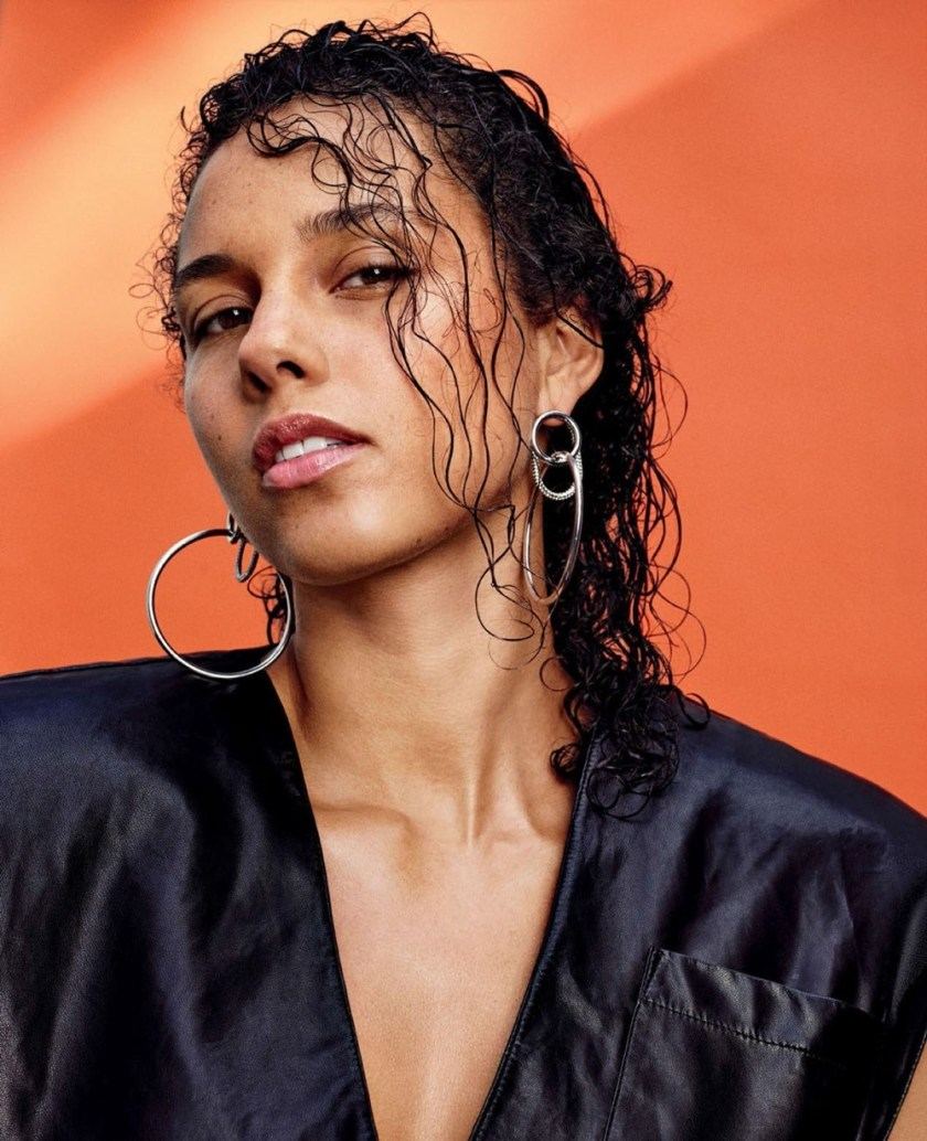 ALLURE MAGAZINE Alicia Keys by Paola Kudacki. Patrick Mackie, February 2017, www.imageamplified.com, Image Amplified5