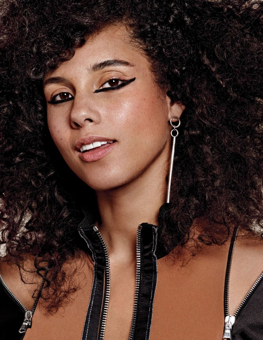 ALLURE MAGAZINE Alicia Keys by Paola Kudacki. Patrick Mackie, February 2017, www.imageamplified.com, Image Amplified6