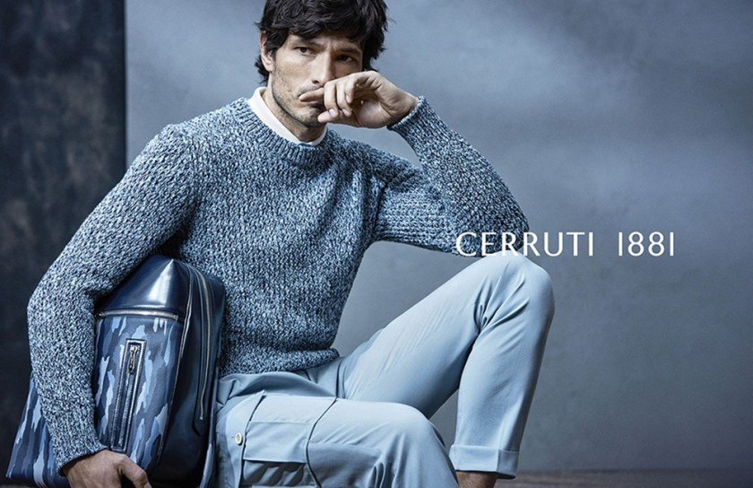 CAMPAIGN Andres Velencoso for Cerruti Spring 2017. www.imageamplified.com, Image Amplified12