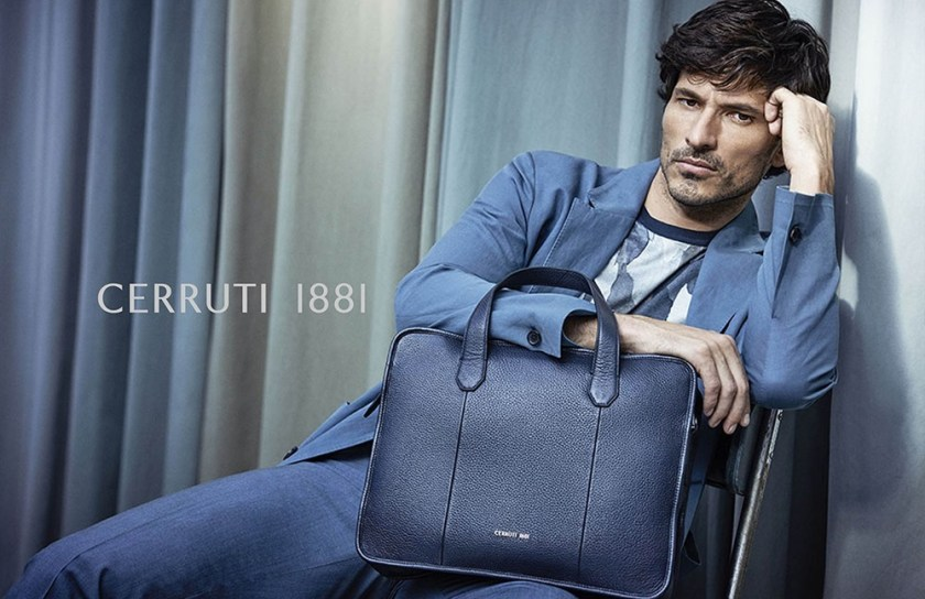 CAMPAIGN Andres Velencoso for Cerruti Spring 2017. www.imageamplified.com, Image Amplified2