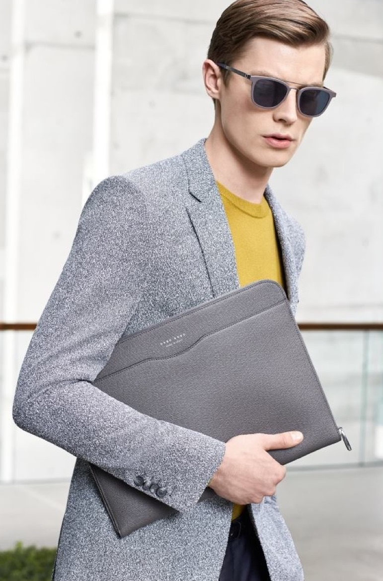 CAMPAIGN Clement Chabernaud & Janis Ancens for BOSS Hugo Boss Pre-Spring 2017. www.imageamplified.com, Image Amplified3