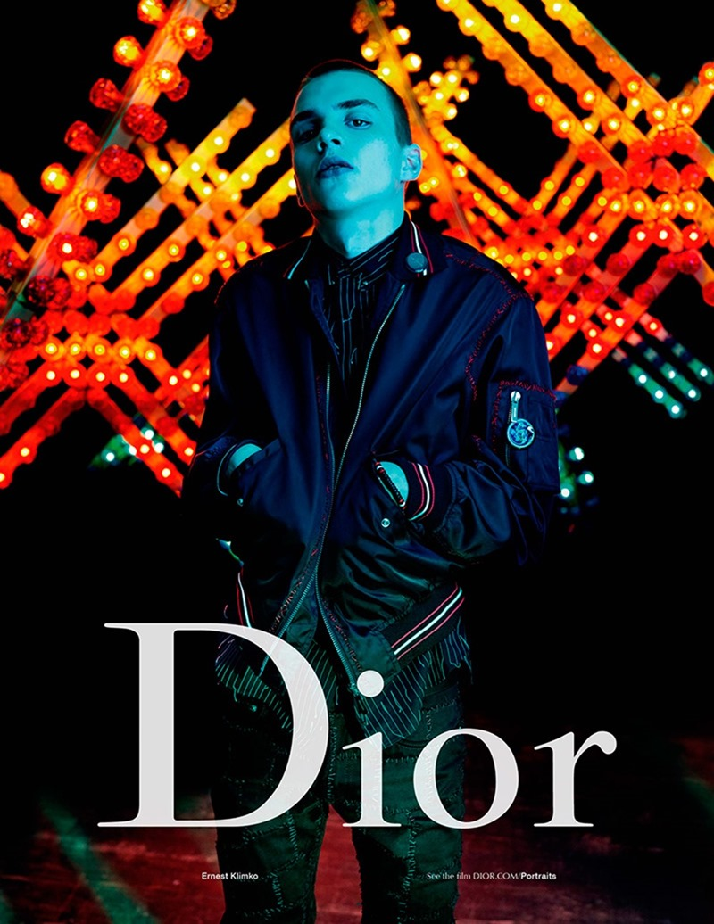 CAMPAIGN Dior Spring 2017 by Willy Vanderperre. Olivier Rizzo, www.imageamplified.com, Image amplified6