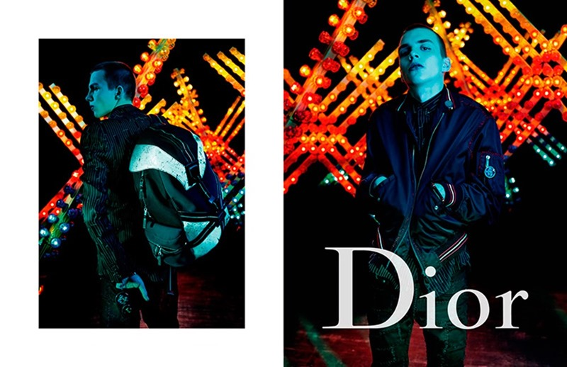 CAMPAIGN Dior Spring 2017 by Willy Vanderperre. Olivier Rizzo, www.imageamplified.com, Image amplified7