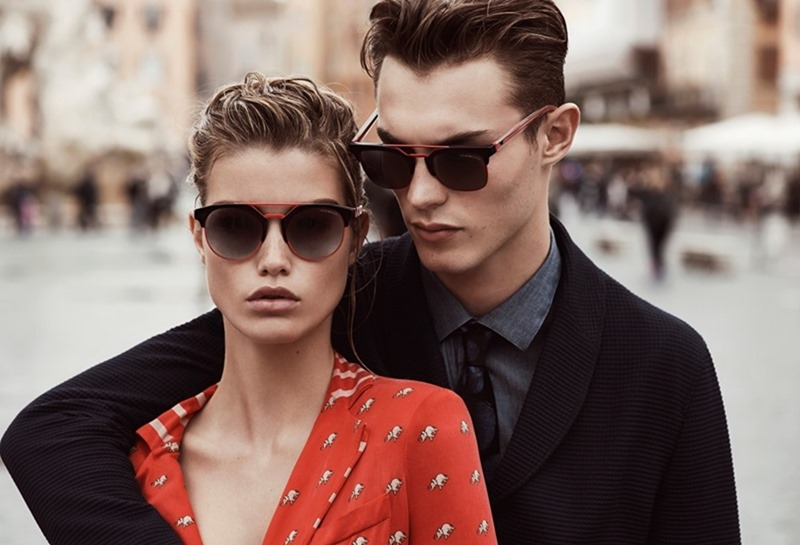 CAMPAIGN Emporio Armani Spring 2017 by Lachlan Bailey. www.imageamplified.com, Image amplified1