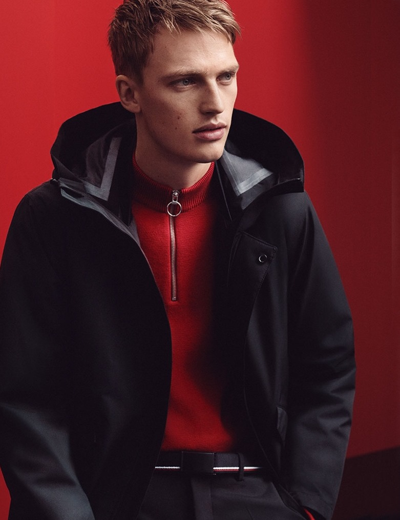 CAMPAIGN Has Yun Ziang, Victor Nylander & Zhao Lei for Zara Man's Chinese New Year Collection by Gregory Harris. www.imageamplified.com, Image Amplified8