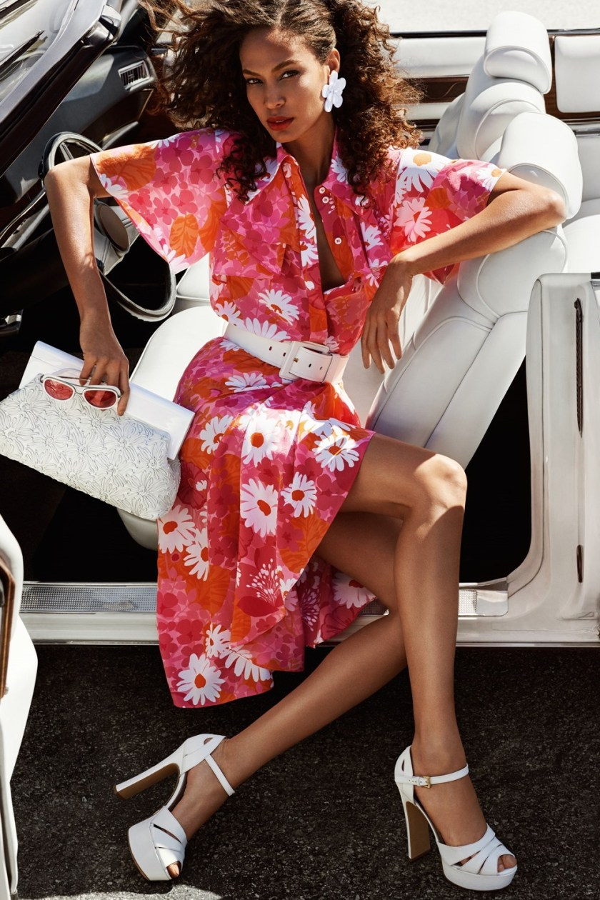 CAMPAIGN Joan Smalls for Michael Kors Spring 2017 by Mario Testino. Paul Cavaco, www.imageamplified.com, Image Amplified2