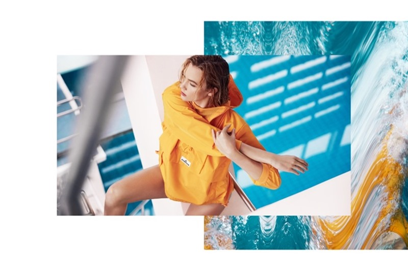 CAMPAIGN Karlie Kloss for Adidas x Stella McCartney by Daniel Sannwald. www.imageamplified.com, Image amplified5