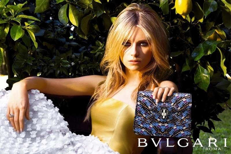 CAMPAIGN Lottie Moss for Bulgari Spring 2017 by Michael Avedon. www.imageamplified.com, image amplified1