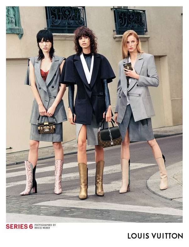 CAMPAIGN Louis Vuitton Spring 2017 by Bruce Weber. www.imageamplified.com, Image Amplified10
