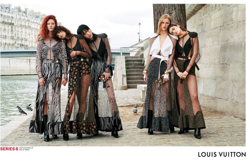 CAMPAIGN Louis Vuitton Spring 2017 by Bruce Weber. www.imageamplified.com, Image Amplified3