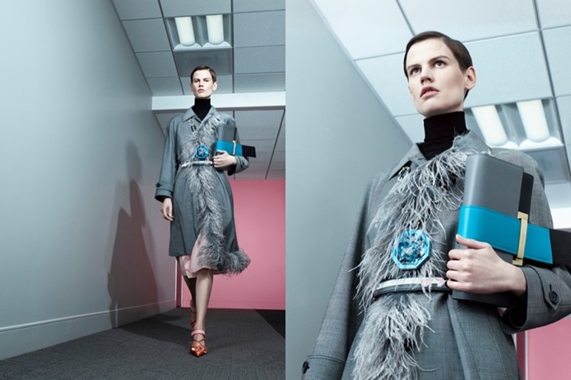 CAMPAIGN Prada Spring 2017 by Willy Vanderperre. Olivier Rizzo, www.imageamplified.com, Image Amplified3