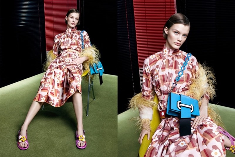 CAMPAIGN Prada Spring 2017 by Willy Vanderperre. Olivier Rizzo, www.imageamplified.com, Image Amplified12