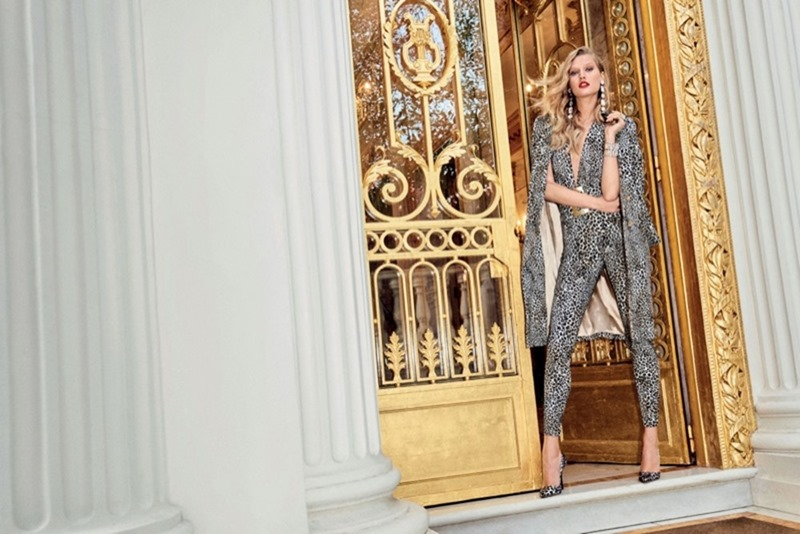 CAMPAIGN Toni Garrn for Elisabetta Franchi Spring 2017 by Giampaolo Sgura. Simone Guidarelli, www.imageamplified.com, Image Amplified5