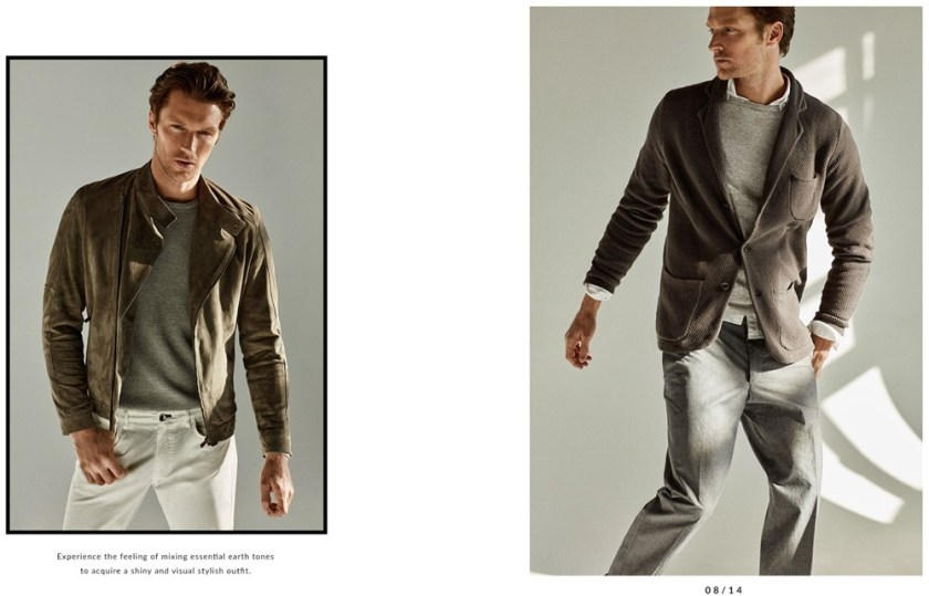COLLECTION Shaun de Wet for Massimo Dutti 'Everlasting Elegance' 2017. www.imageamplified.com, Image amplified4