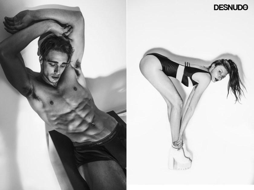 DESNUDO ONLINE Ana Paula Rondan & Imanol Asarivicius by Bruno Nogueira. January 2017, www.imageamplified.com, image amplified2