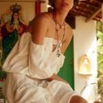 "ELLE BRAZIL: Ari Westphal in ""Tropicana"" by Josefina Bietti"