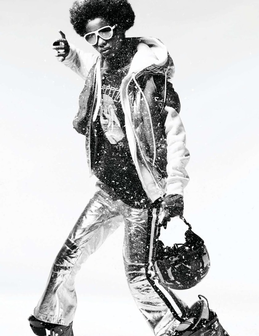 ELLE FRANCE Blesnya Fernandes by Gianluca Fontana. Marie Lichenberg, January 2017, www.imageamplified.com, Image amplified6