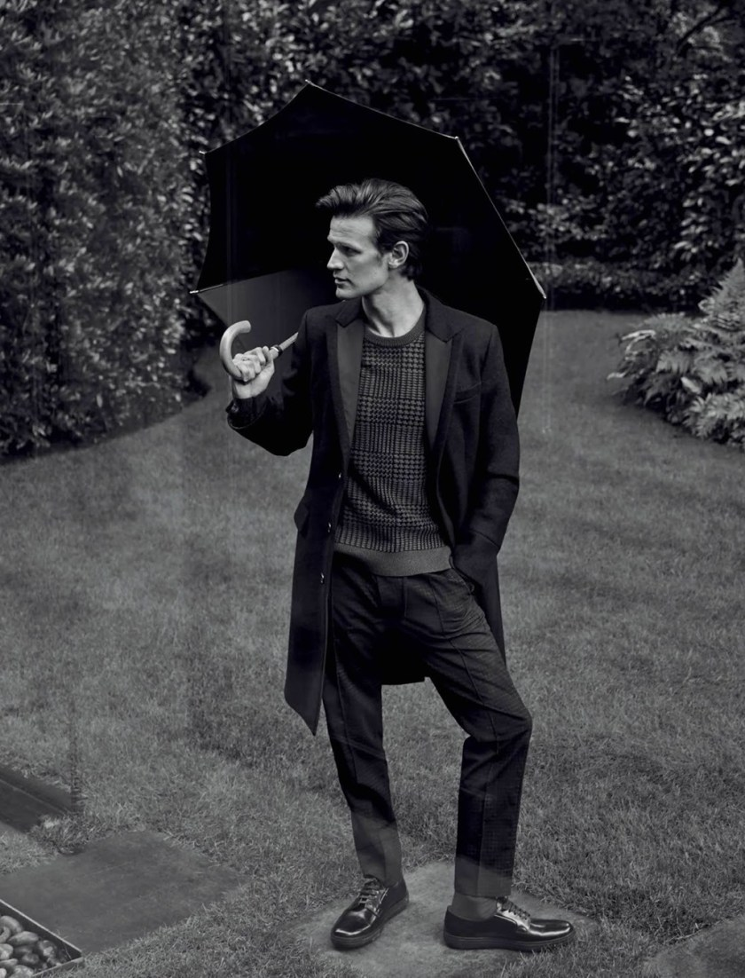 ESQUIRE SINGAPORE Matt Smith by Alan Clarke. January 2017, www.imageamplified.com, image Amplified3