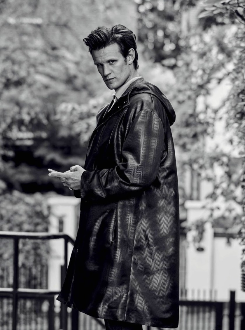 ESQUIRE SINGAPORE Matt Smith by Alan Clarke. January 2017, www.imageamplified.com, image Amplified7
