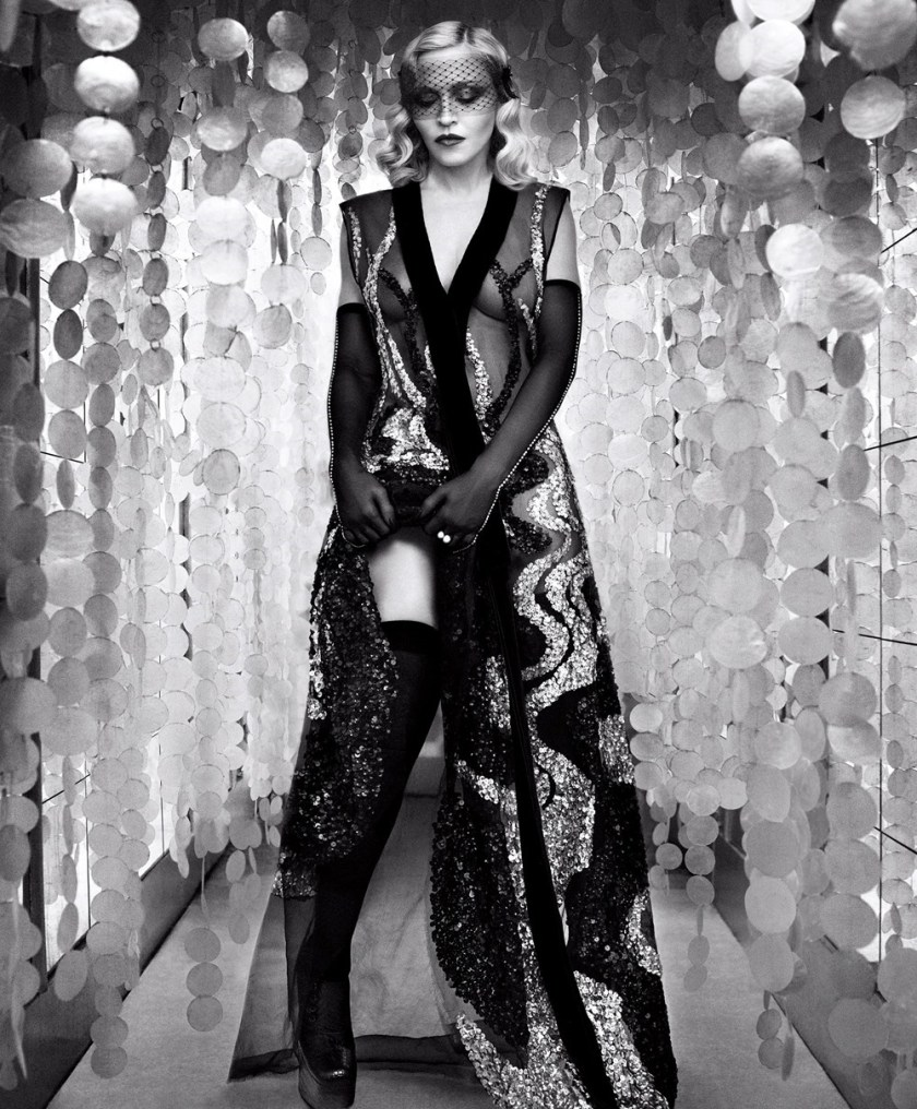 HARPER'S BAZAAR MAGAZINE Madonna by Luigi & Iango. Arianne Phillips, February 2017, www.imageamplified.com, Image amplified (5)