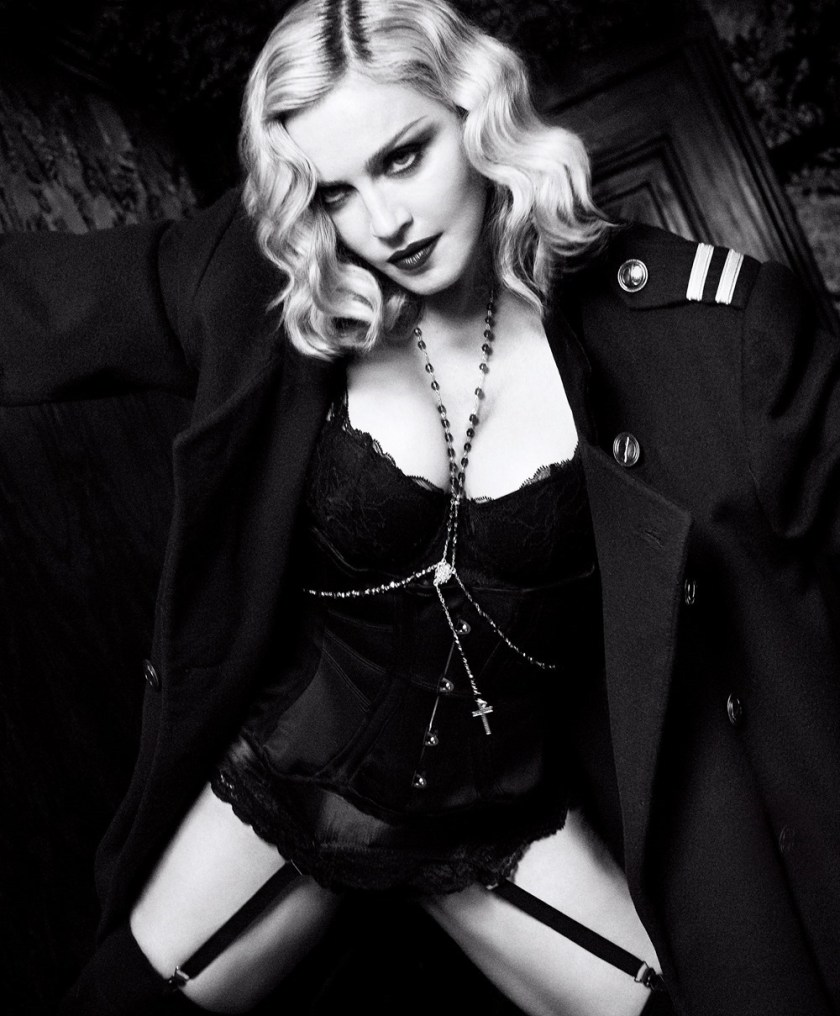 HARPER'S BAZAAR MAGAZINE Madonna by Luigi & Iango. Arianne Phillips, February 2017, www.imageamplified.com, Image amplified (9)