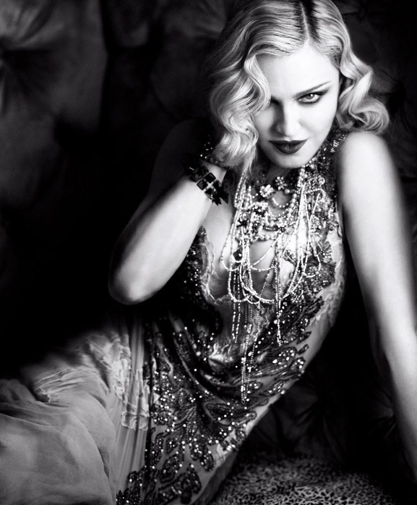 HARPER'S BAZAAR MAGAZINE Madonna by Luigi & Iango. Arianne Phillips, February 2017, www.imageamplified.com, Image amplified (6)