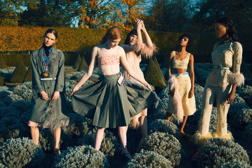HARPER'S BAZAAR UK The Collections by Erik Madigan Heck. Leith Clark, February 2017, www.imageamplified.com, Image Amplified16
