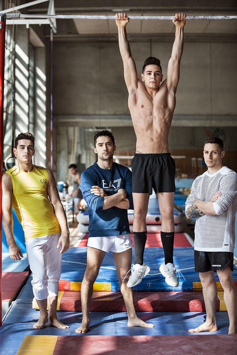 ICON MAGAZINE Gimnastics Federation for the Olympics by Gorka Postigo. Nono Vazquez, January 2017, www.imageamplified.com, Image Amplified4