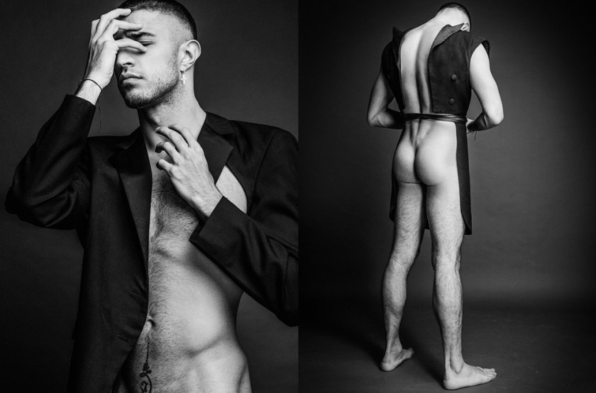 IMAGE AMPLIFIED EXCLUSIVE Bill Roxenos by Errikos Androu. Spring 2017, www.imageamplified.com, Image Amplified7