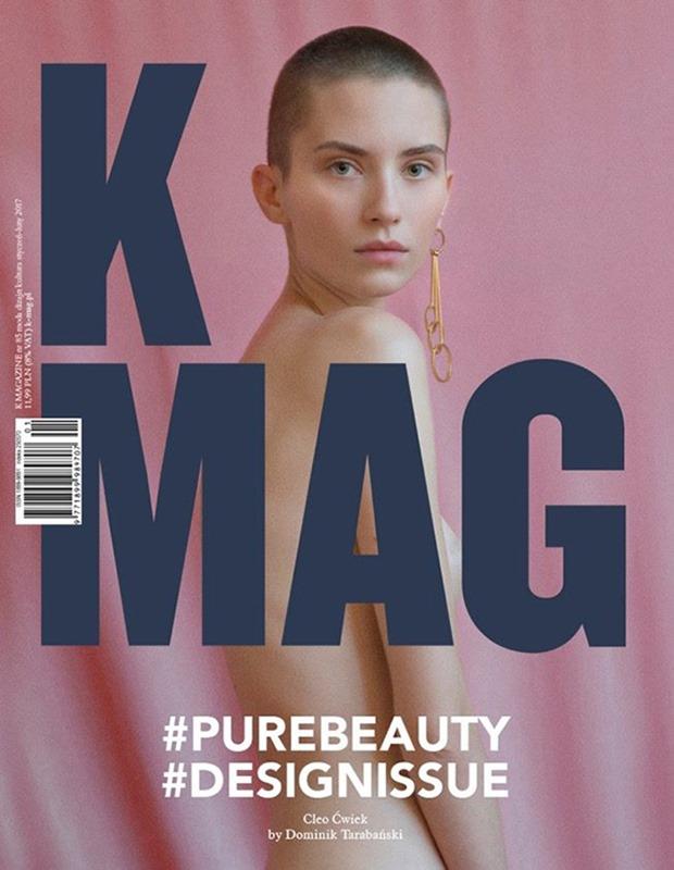 K MAG Cleo Cwiek by Dominik Tarabanski. January 2017, www.imageamplified.com, Image Amplified1