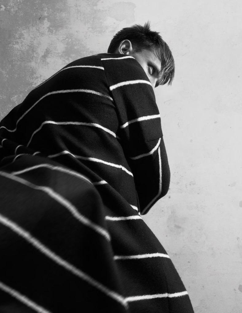 KINFOLK MAGAZINE Eddie Klint by Hasse Nielsen. Caroline Rapp, Fall 2016, www.imageamplified.com, image Amplified4