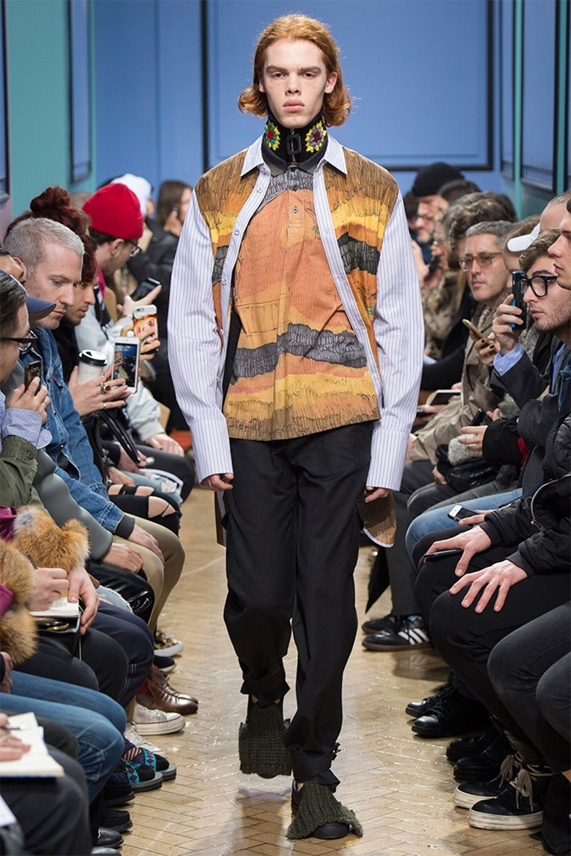 LONDON COLLECTION MEN J.W. Anderson Fall 2017. www.imageamplified.com, Image Amplified6
