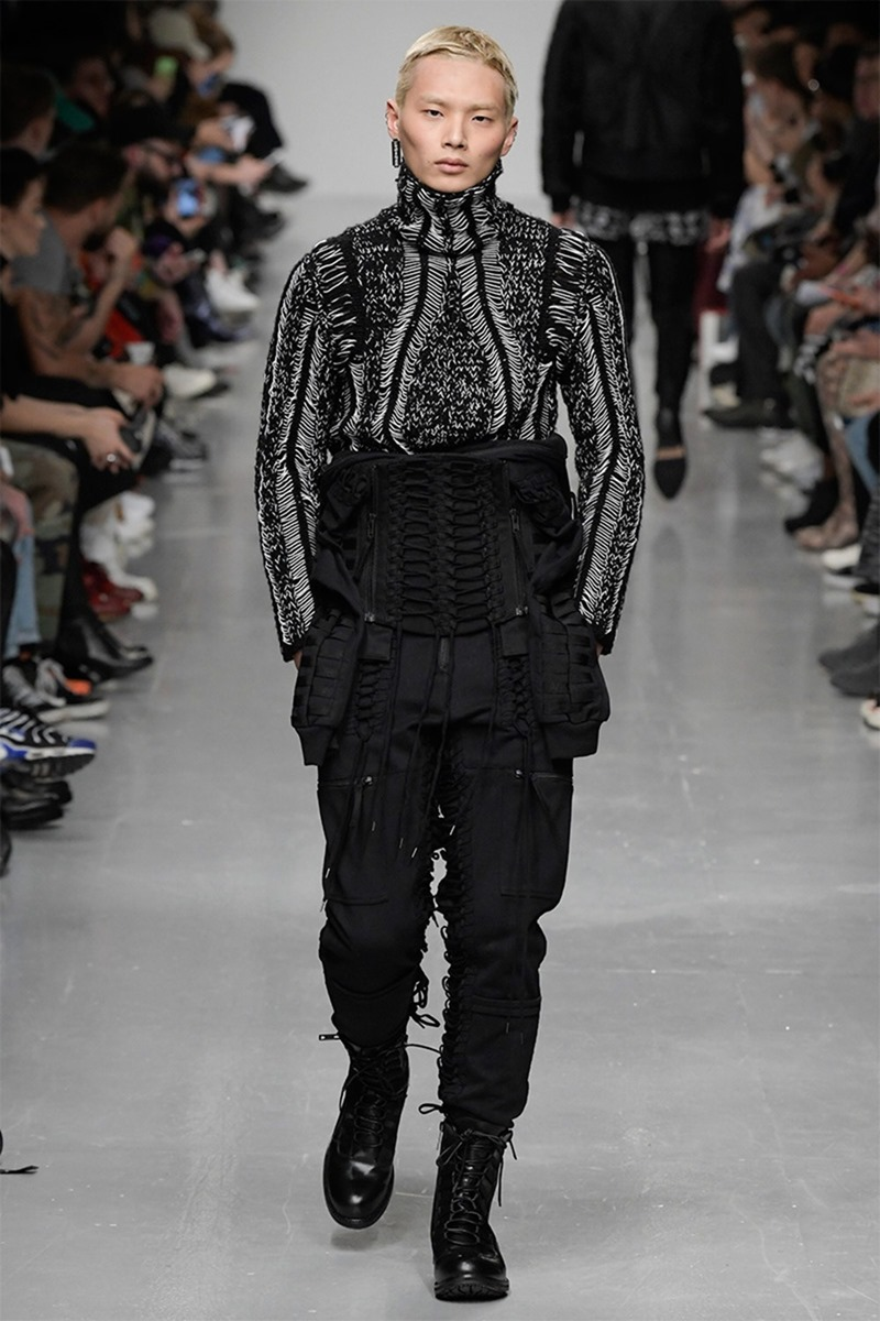 LONDON COLLECTION MEN KTZ Fall 2017. www.imageamplified.com, Image Amplified10