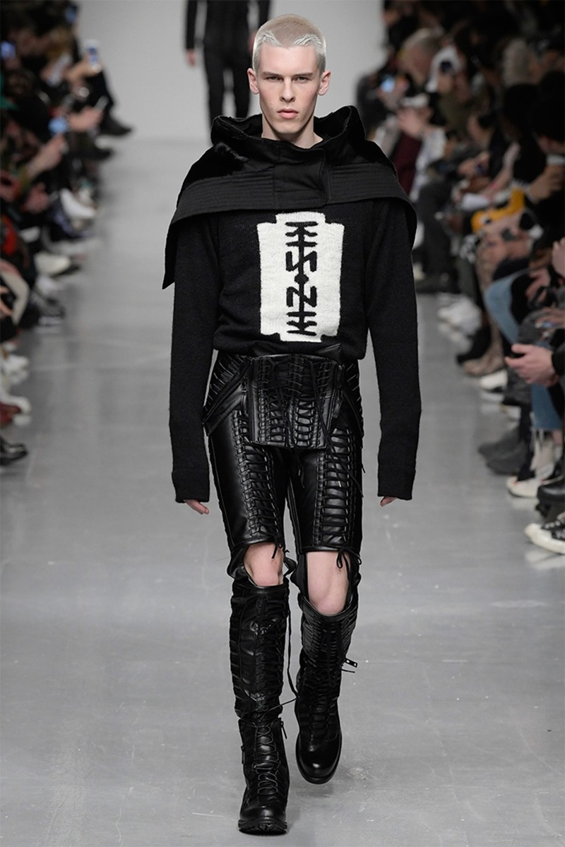 LONDON COLLECTION MEN KTZ Fall 2017. www.imageamplified.com, Image Amplified11