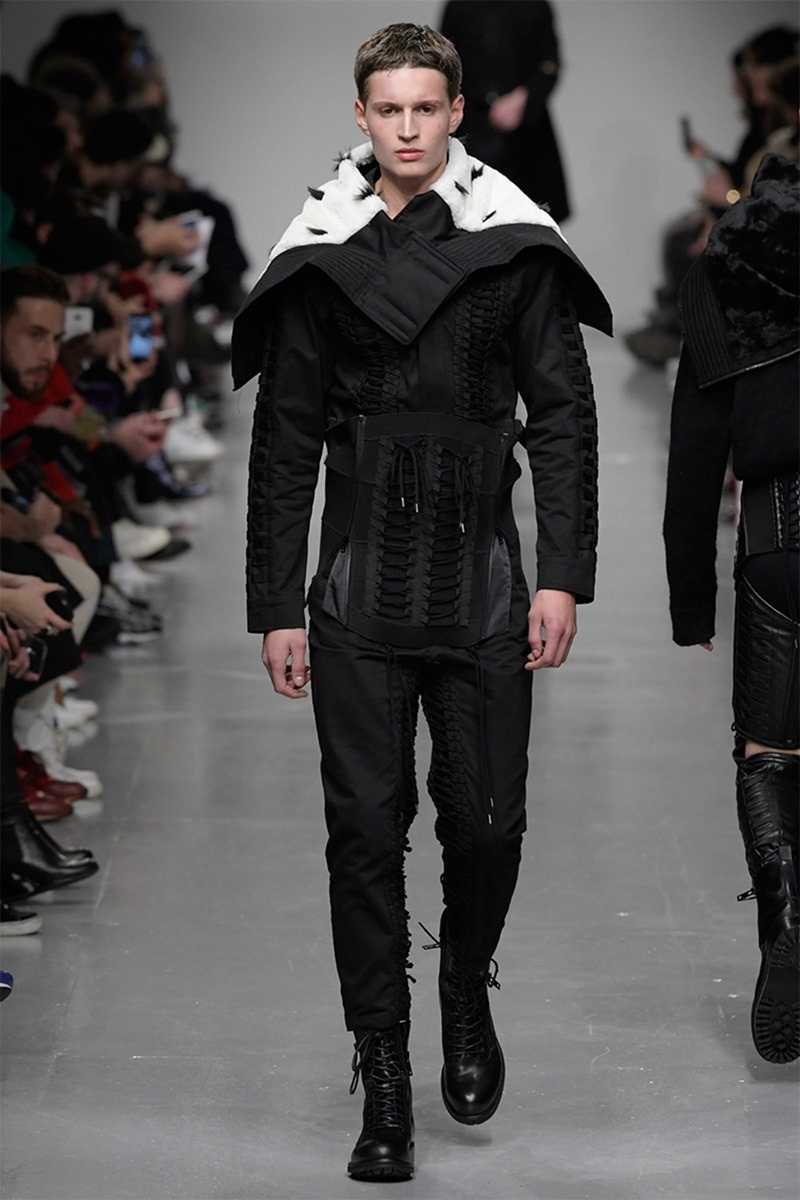 LONDON COLLECTION MEN KTZ Fall 2017. www.imageamplified.com, Image Amplified12