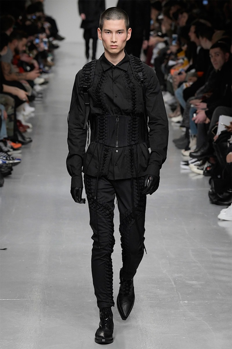 LONDON COLLECTION MEN KTZ Fall 2017. www.imageamplified.com, Image Amplified19