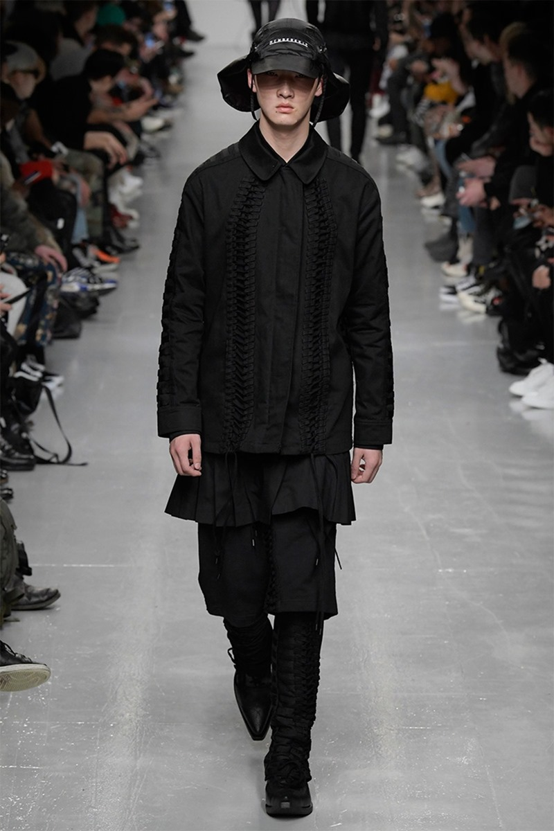 LONDON COLLECTION MEN KTZ Fall 2017. www.imageamplified.com, Image Amplified20