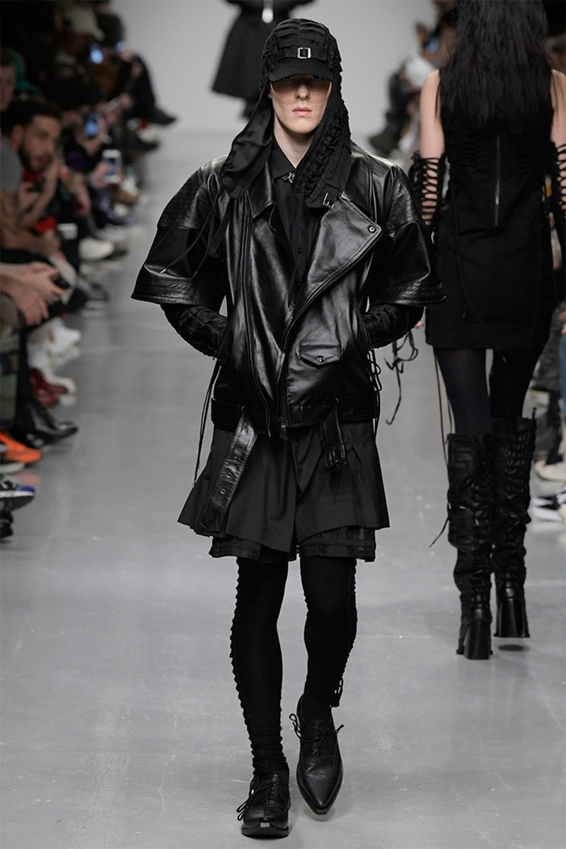 LONDON COLLECTION MEN KTZ Fall 2017. www.imageamplified.com, Image Amplified21