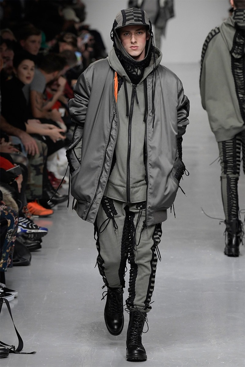 LONDON COLLECTION MEN KTZ Fall 2017. www.imageamplified.com, Image Amplified29
