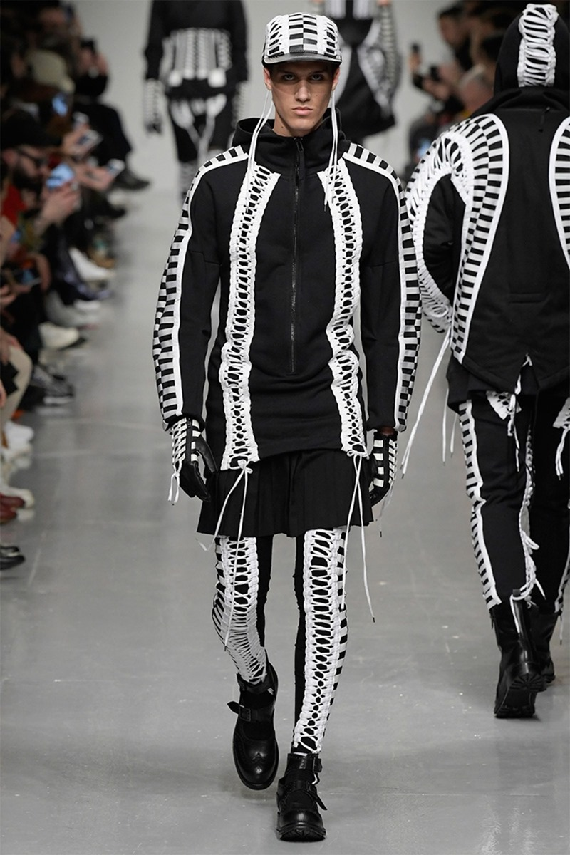 LONDON COLLECTION MEN KTZ Fall 2017. www.imageamplified.com, Image Amplified3