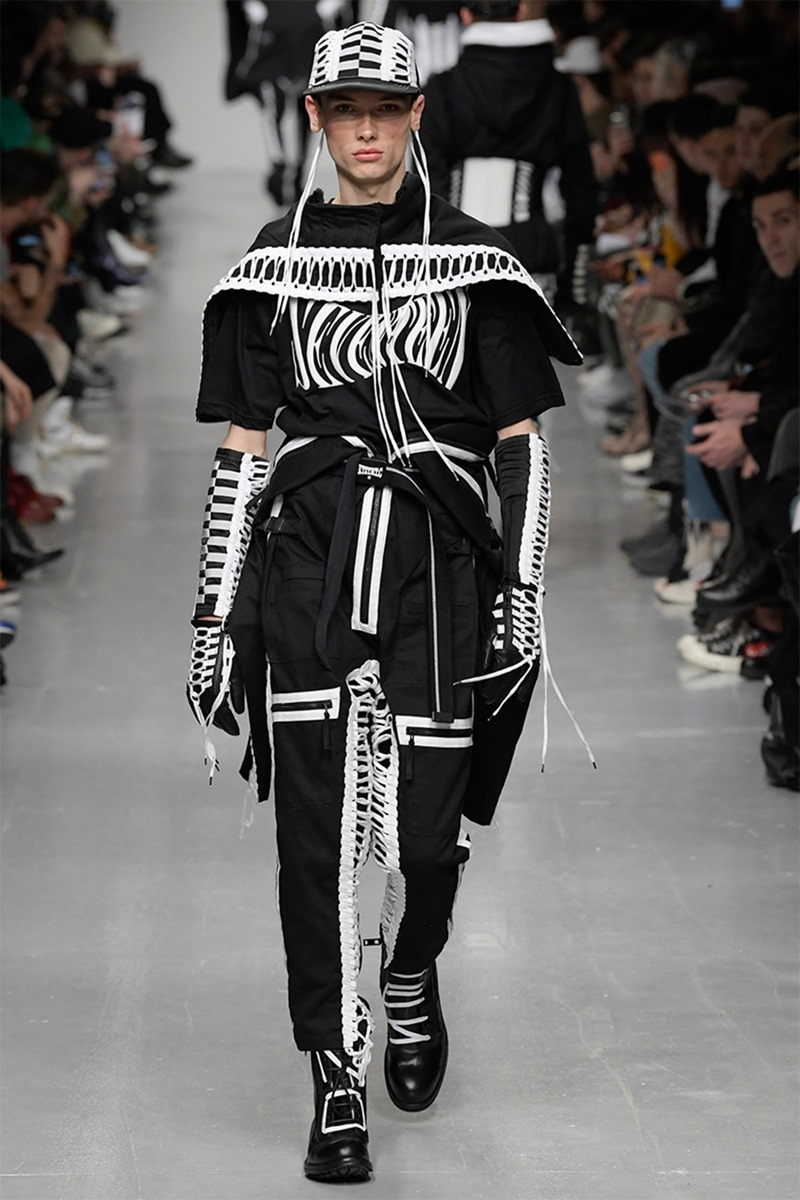 LONDON COLLECTION MEN KTZ Fall 2017. www.imageamplified.com, Image Amplified5