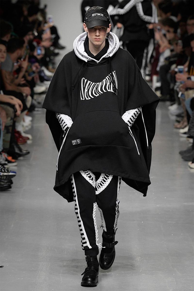 LONDON COLLECTION MEN KTZ Fall 2017. www.imageamplified.com, Image Amplified6