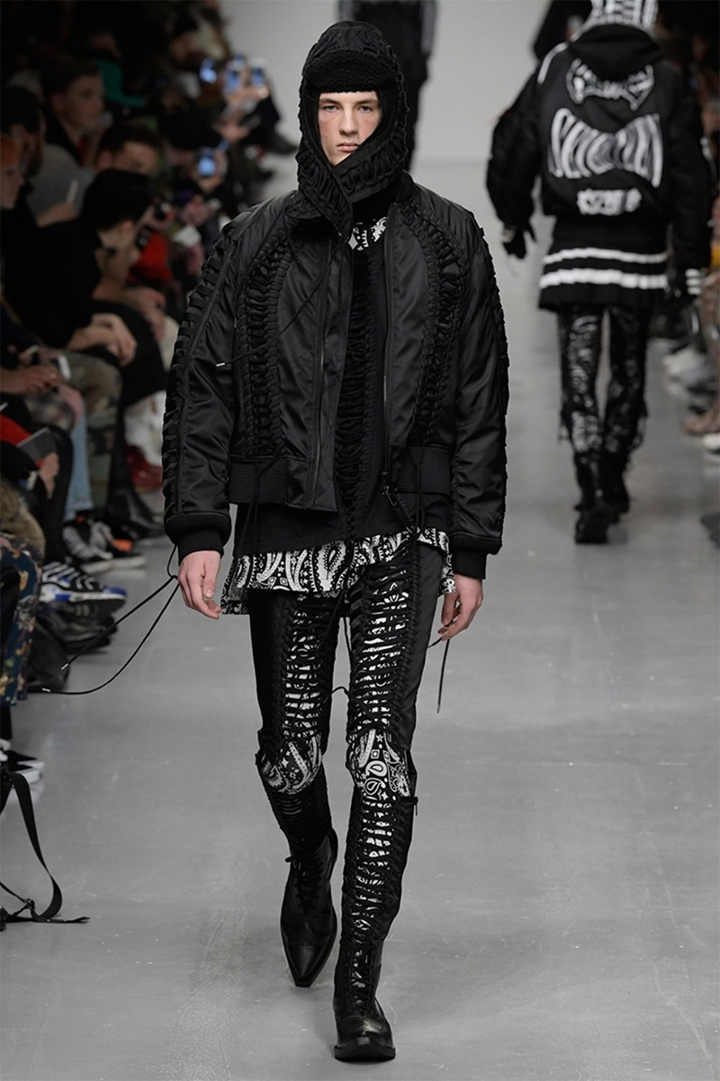 LONDON COLLECTION MEN KTZ Fall 2017. www.imageamplified.com, Image Amplified9