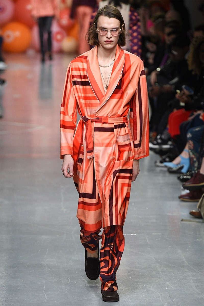 LONDON COLLECTION MEN Katie Eary Fall 2017. www.imageamplified.com, Image Amplified6