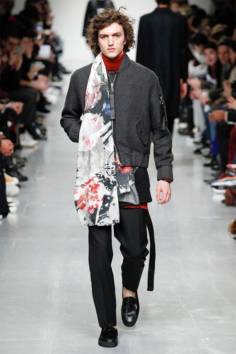 LONDON COLLECTION MEN Matthew Miller Fall 2017. www.imageamplified.com, Image Amplified2