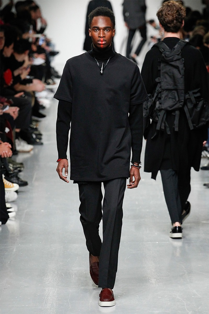 LONDON COLLECTION MEN Matthew Miller Fall 2017. www.imageamplified.com, Image Amplified4